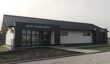 Dom pogrzebowy Memento Wrocław